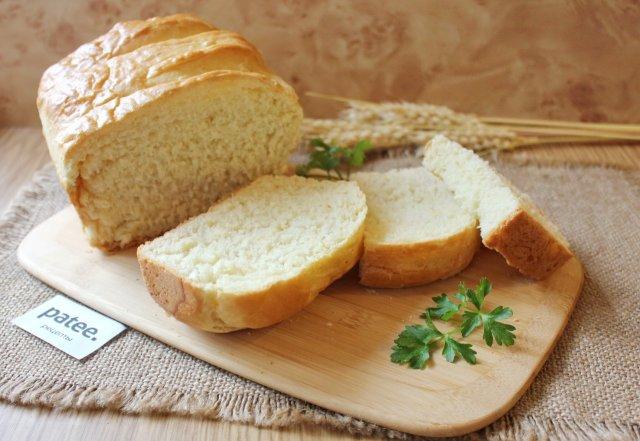 Сдобный пшеничный хлеб
