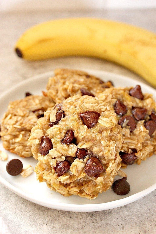 Печенье из 3-х ингредиентов