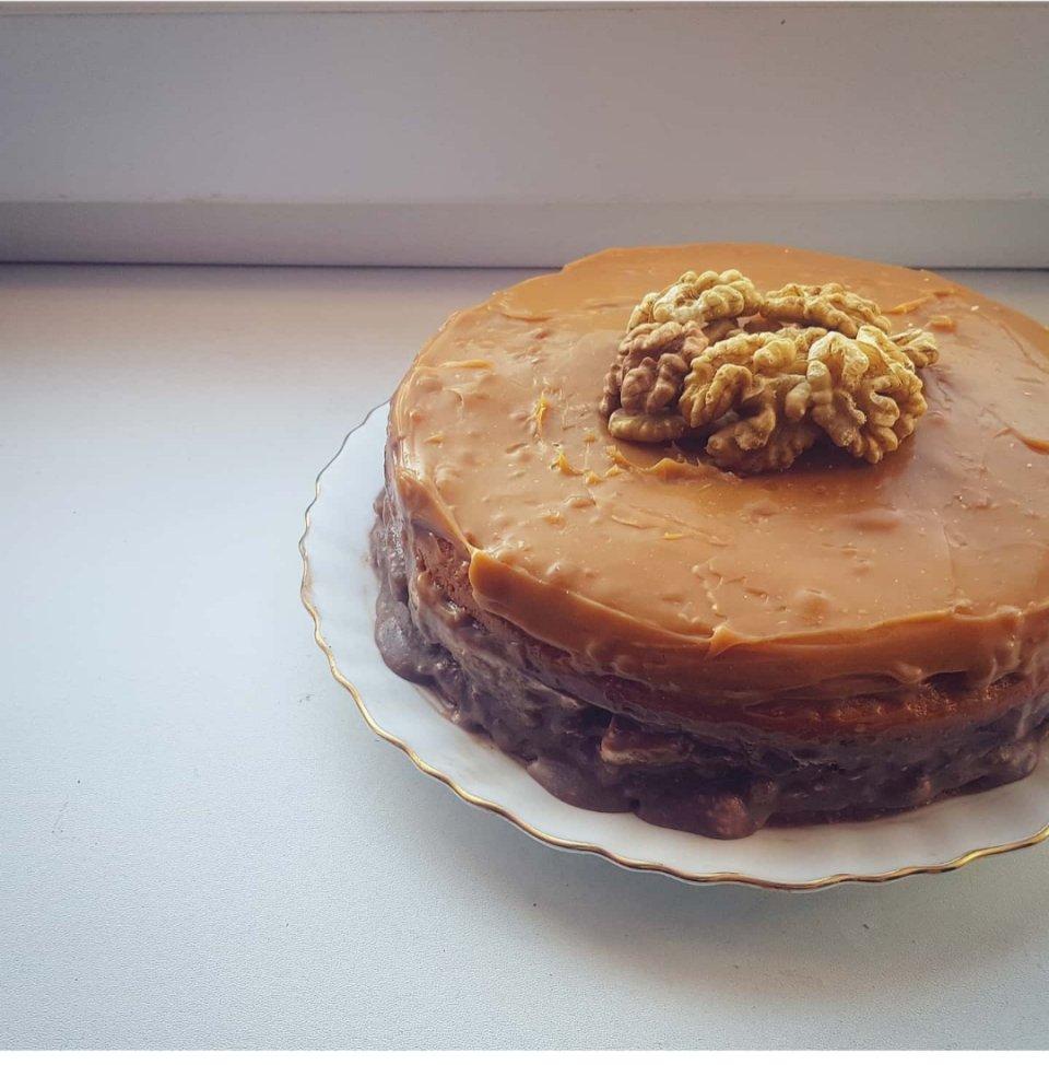 Торт Месроп Маштоц