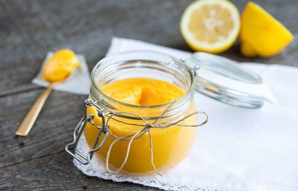 Лимонный курд ( лимонный крем )