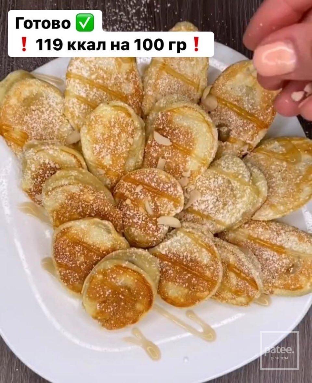 Оладушки-бананушки