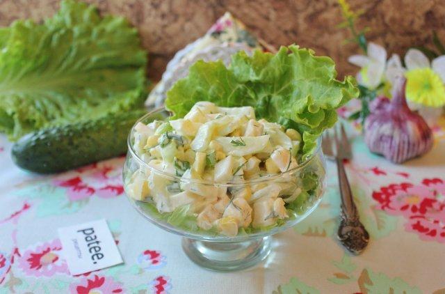 """Овощной салат """"Одесса"""""""
