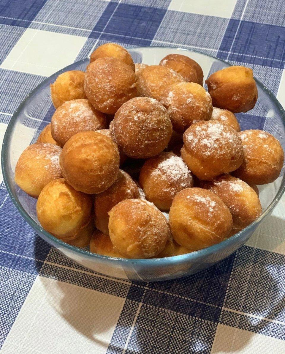 Пончики 💕