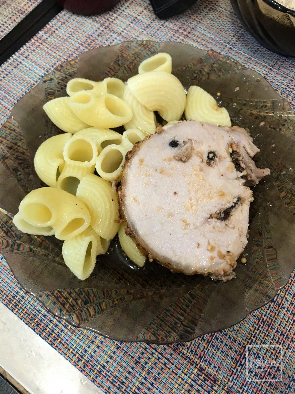 Карбонад свиной запеченный
