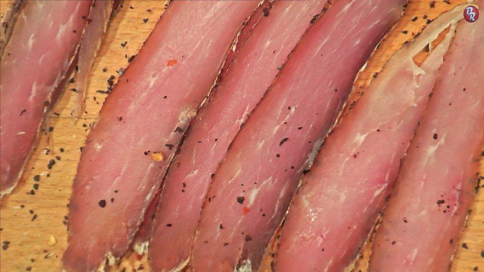 Вяленое мясо или балык