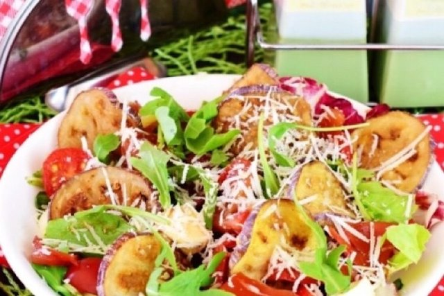 Итальянский салат «Пармиджано»🥗