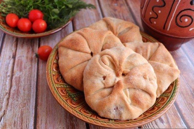 Молдавские пирожки с капустой 🥧