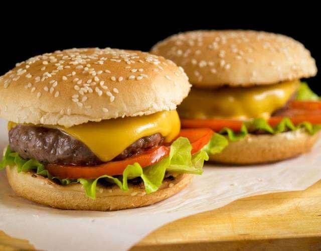 Чизбургер по-домашнему 🍔