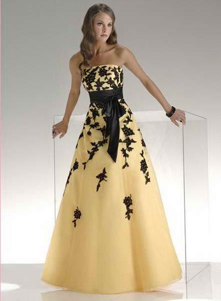 yellow wedding dresses  eBay